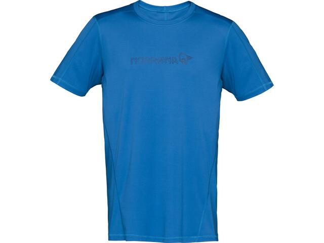 Norrøna /29 Tech Camiseta Hombre, denimite